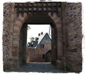 kasteel-hek